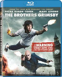 The Brothers Grimsby (Blu-ray + DVD + Digital HD)