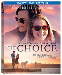 The Choice Blu-ray Cover