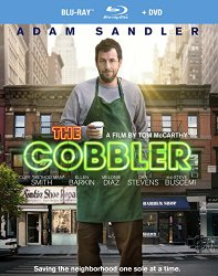 The Cobbler (Blu-ray + DVD + Digital HD)