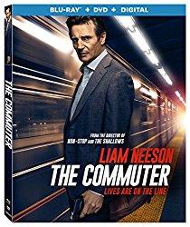 The Commuter (Blu-ray + DVD + Digital HD)