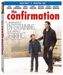 Confirmation Blu-ray Cover