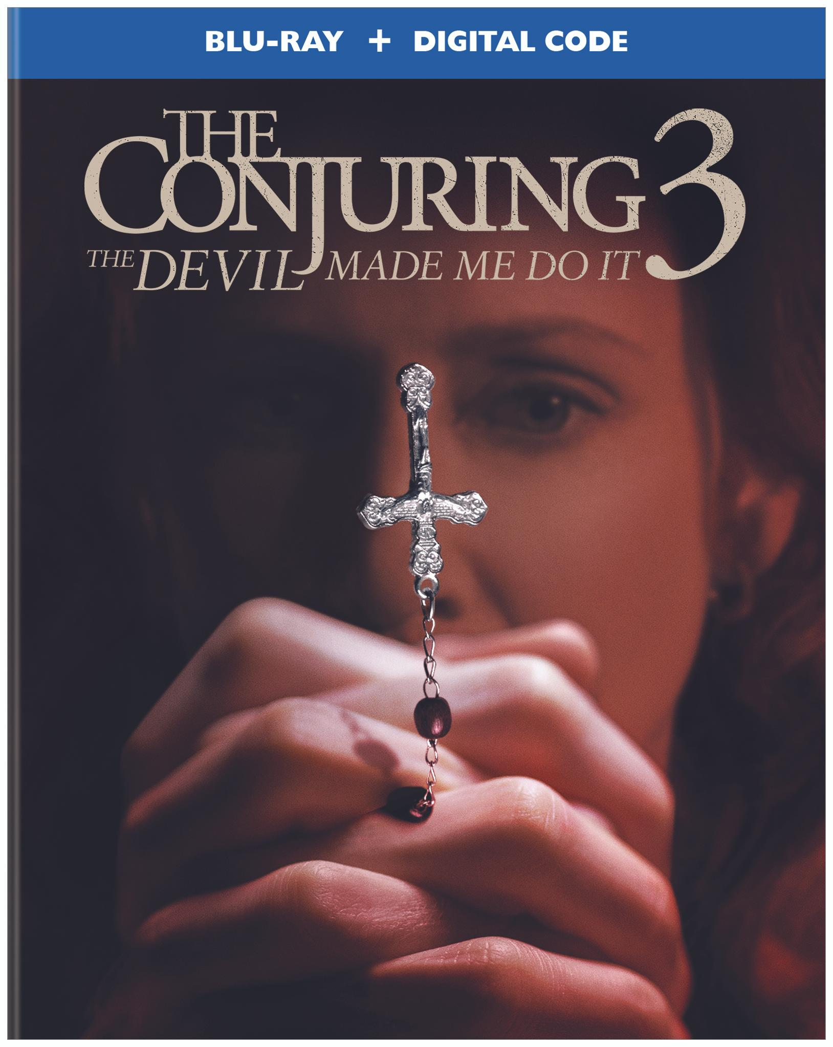 The Conjuring 3: The Devil Made Me Do It Blu-ray Review
