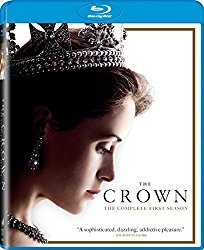 The Crown Season 1 (Blu-ray + DVD + Digital HD)