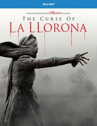 The Curse of La llorona (Blu-ray + DVD + Digital HD)