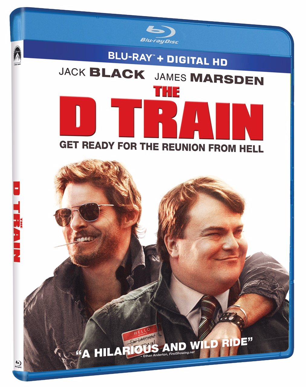 The D Train Blu-ray Review