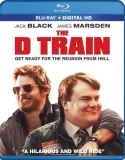 The D Train Blu-ray Cover