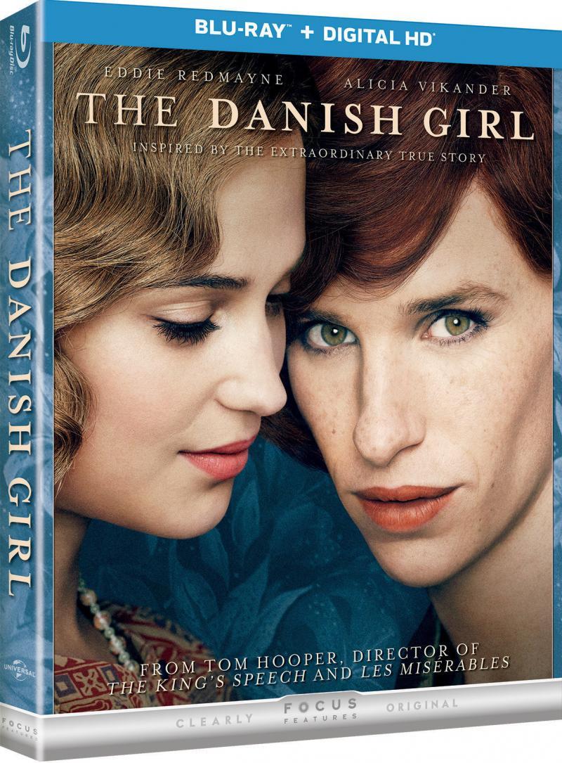 The Danish Girl Blu-ray Review