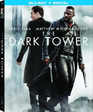 THE DARK TOWER Blu-ray