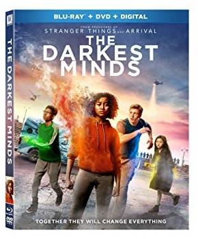 THE DARKEST MINDS  Blu-ray