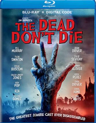 The Dead Dont Die (Blu-ray + DVD + Digital HD)