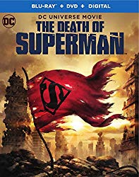 The Death of Superman (Blu-ray + DVD + Digital HD)
