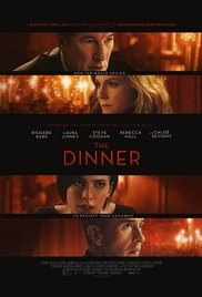 The Dinner (Blu-ray + DVD + Digital HD)