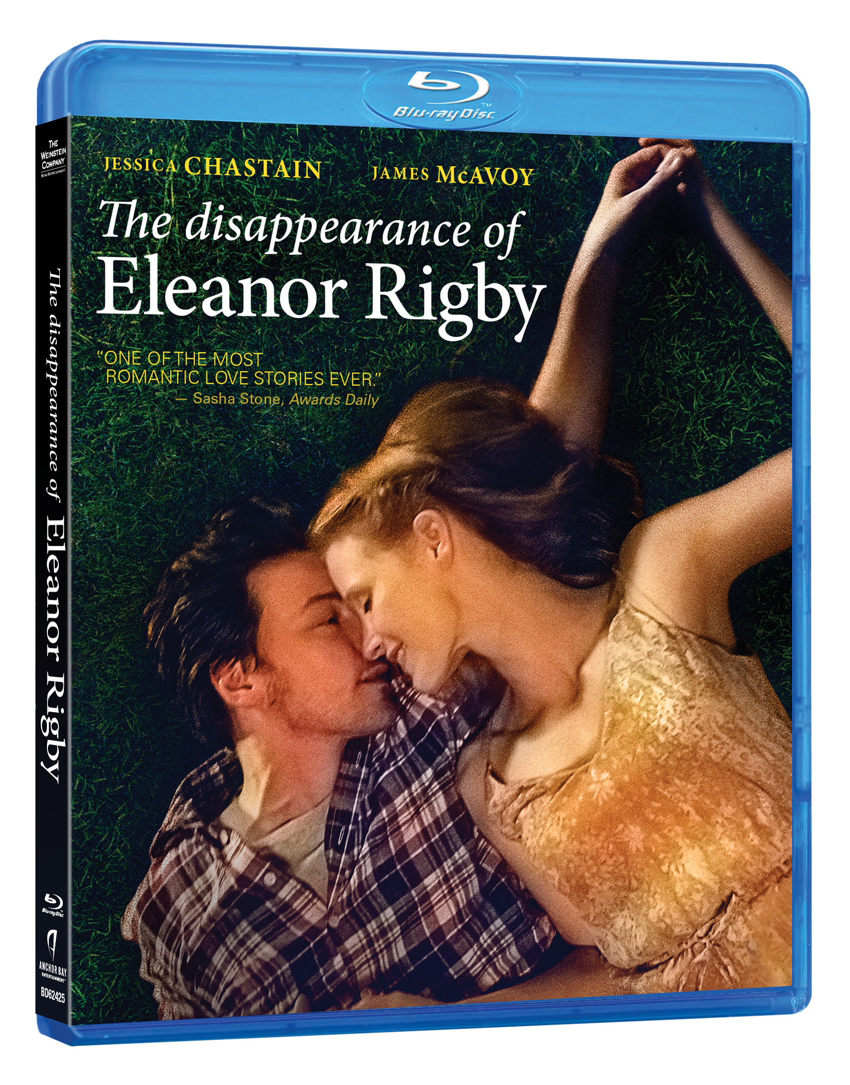 The Disappearance Of Eleanor Rigby Blu-ray Review
