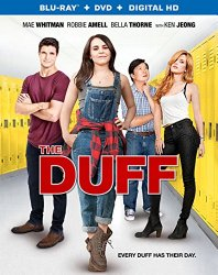 The Duff  (Blu-ray + DVD + Digital HD)
