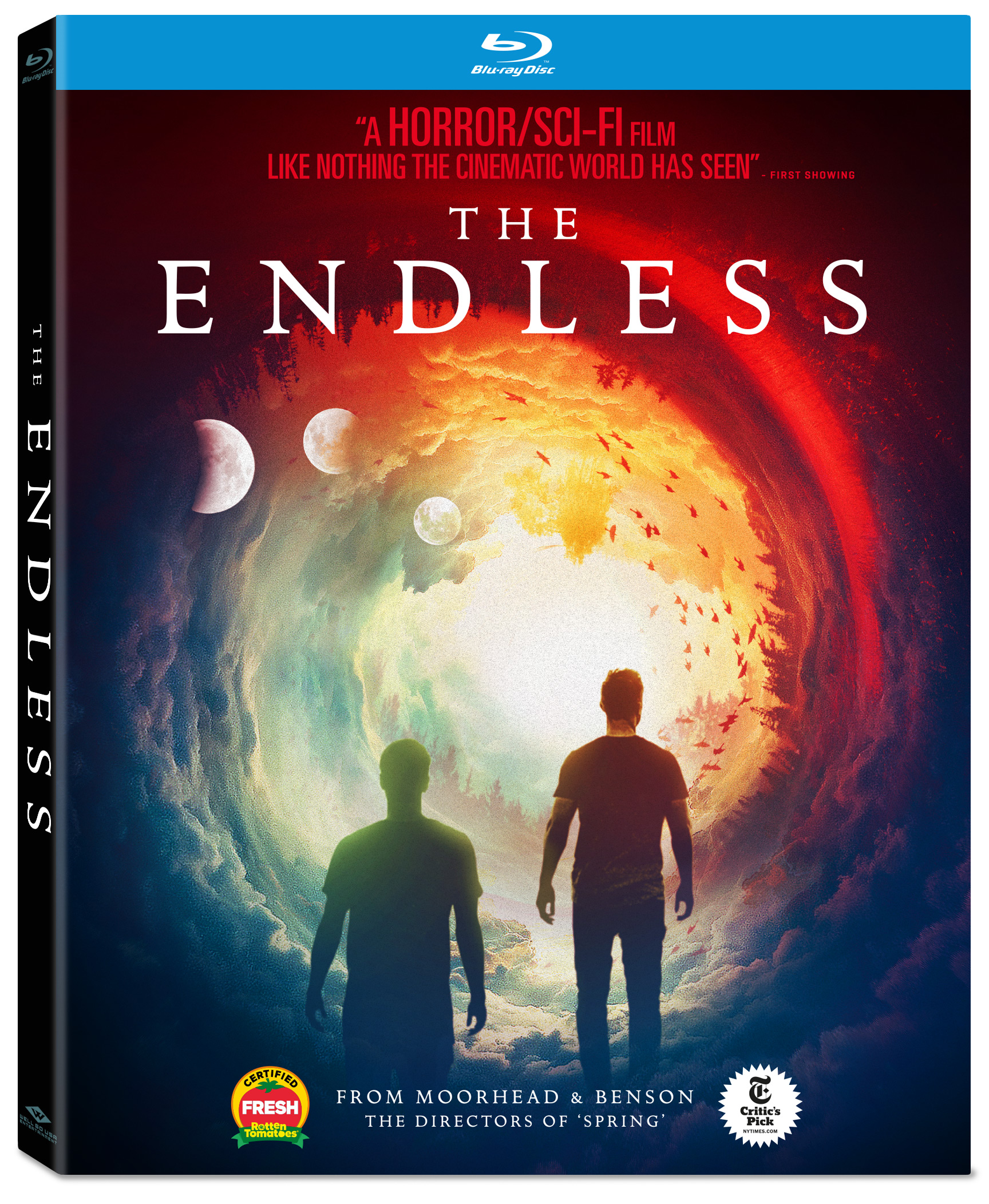 The Endless Blu-ray Review