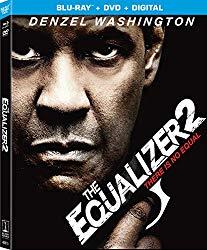 The Equi=alizer 2 (Blu-ray + DVD + Digital HD)
