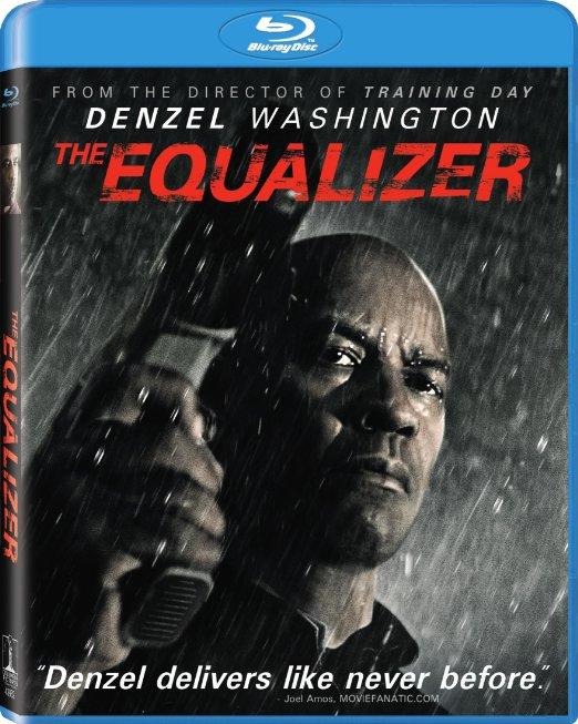The Equalizer (Blu-ray + DVD + Digital HD)