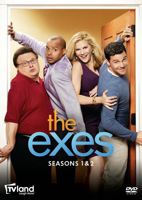 The Exes Season 1 & 2 (Blu-ray + DVD + Digital HD)