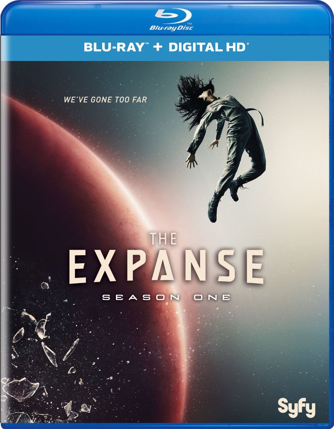 The Expanse Season One  Blu-ray Review