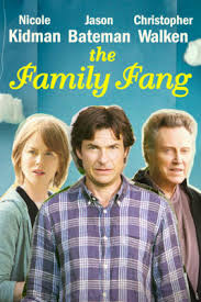 The Family Fang Blu-ray Cover