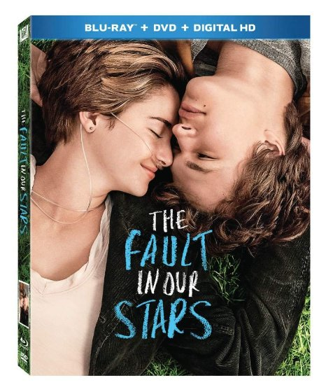 The Fault In Our Stars (Blu-ray + DVD + Digital HD)