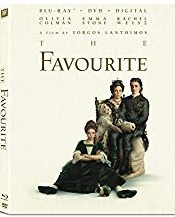 The Favourite (Blu-ray + DVD + Digital HD)
