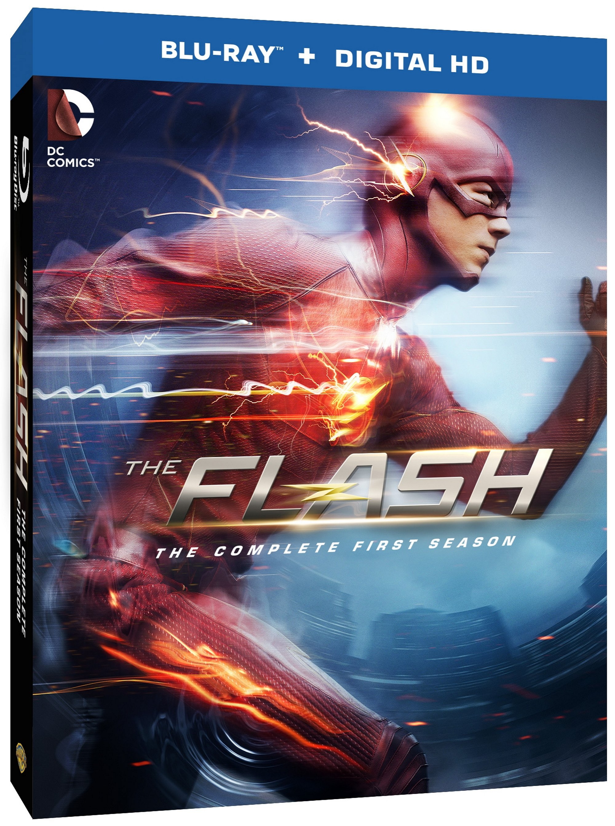 The Flash Season One  Blu-ray Review