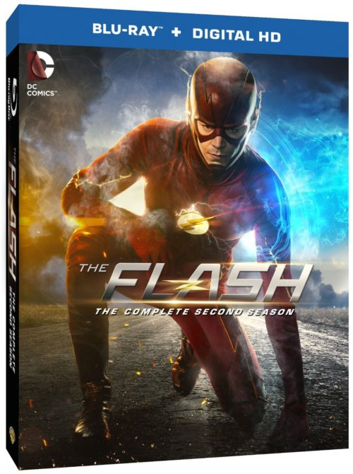 The Flash Season Two  Blu-ray Review