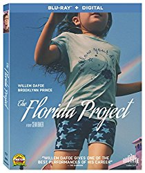 The Florida Project(Blu-ray + DVD + Digital HD)