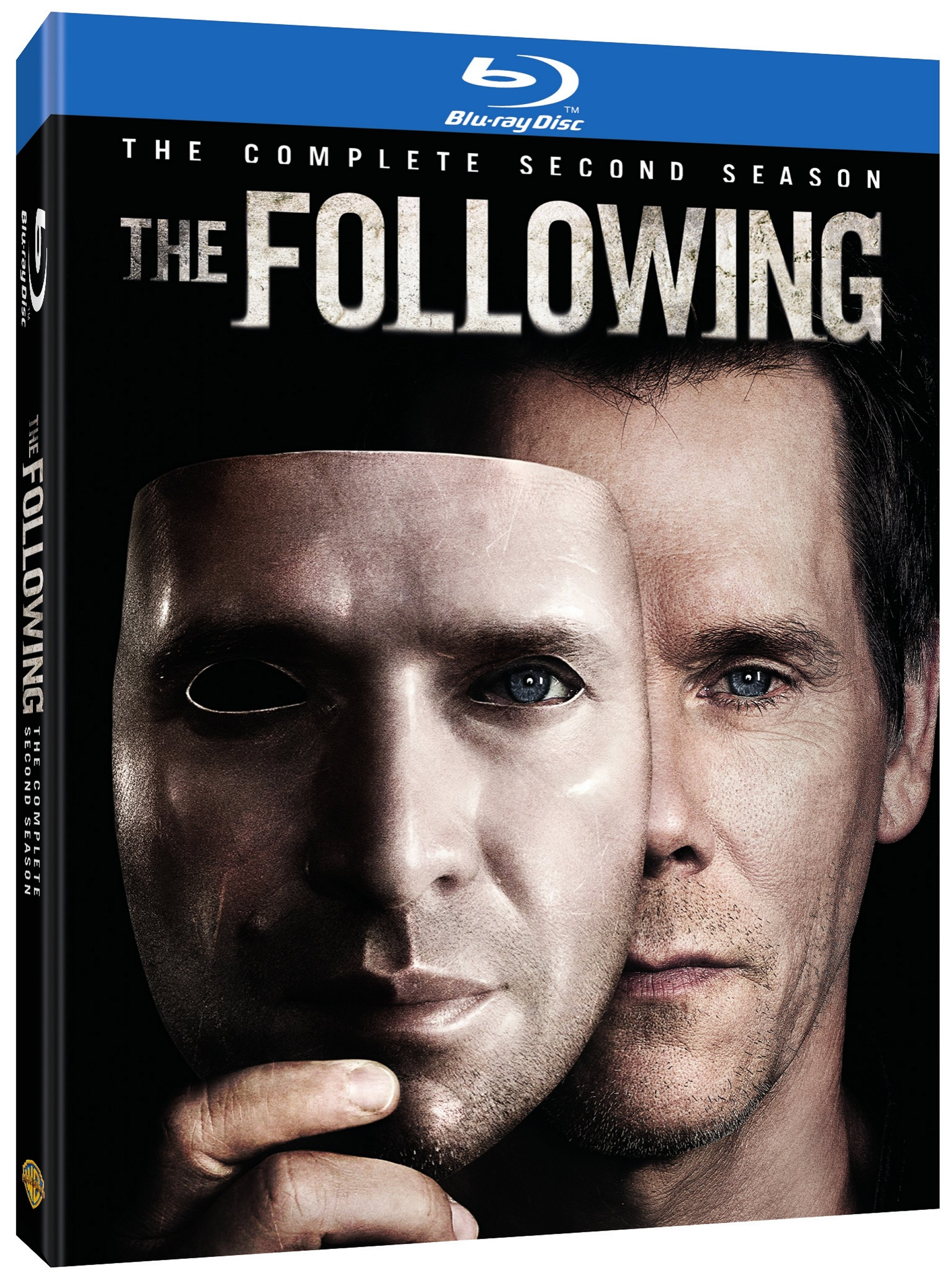 The Following Season 2 Blu-ray