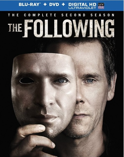 The Following Season 2(Blu-ray + DVD + Digital HD)