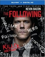 The Following Season 3 (Blu-ray + DVD + Digital HD)