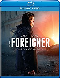 The Foreigner (Blu-ray + DVD + Digital HD)