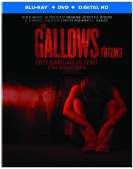 The Gallows (Blu-ray + DVD + Digital HD)