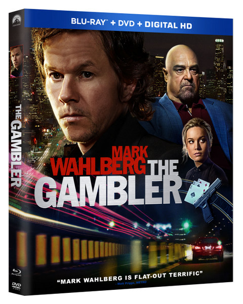 The Gambler Blu-ray Review