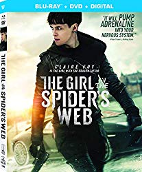 The Girl in The Spider Web (Blu-ray + DVD + Digital HD)