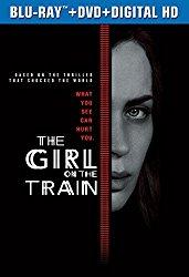 The Girl On A Train (Blu-ray + DVD + Digital HD)