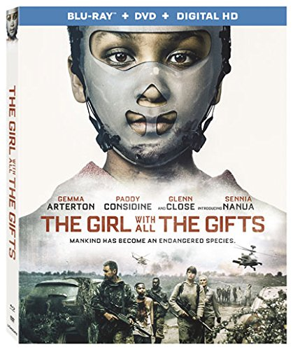 THE GIRL WITH ALL THE GIFTS Blu-ray