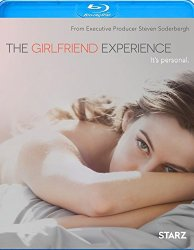 The Girlfriend Experiment Blu-ray Cover