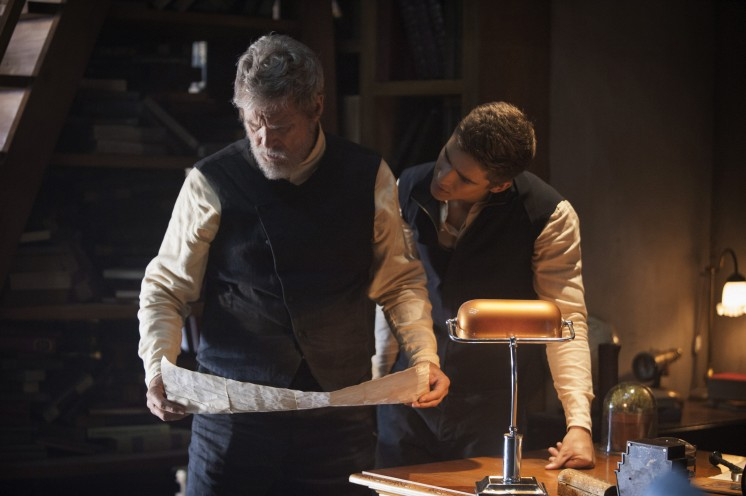 The Giver Movie Review