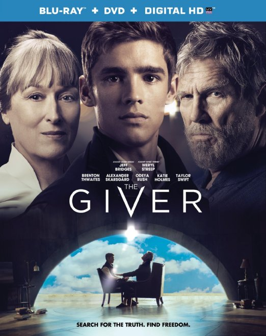 The Giver(Blu-ray + DVD + Digital HD)