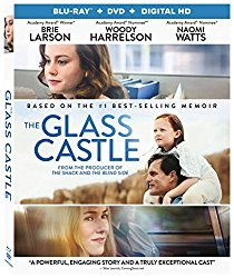 The Glass Castle (Blu-ray + DVD + Digital HD)