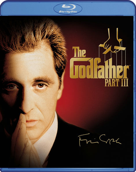 The Godfather Part 3 Blu-ray Review