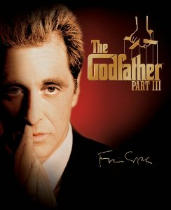 The Godfather 3 (Blu-ray + DVD + Digital HD UltraViolet Combo Pack)