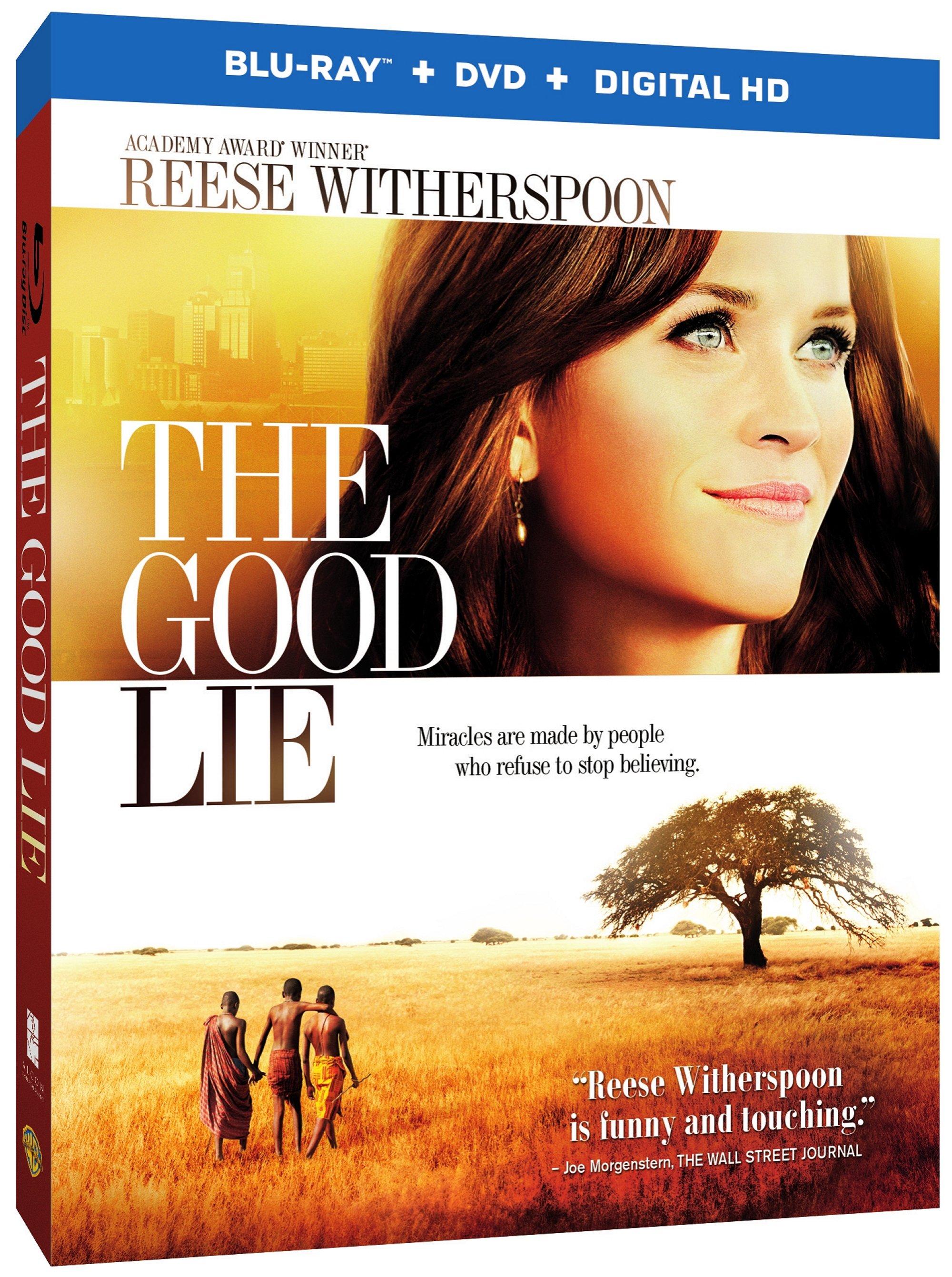 The Good Lie Blu-ray