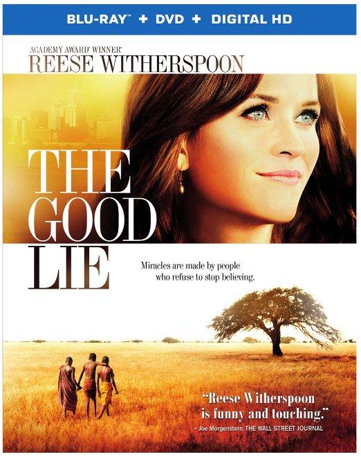The Good Lie (Blu-ray + DVD + Digital HD)