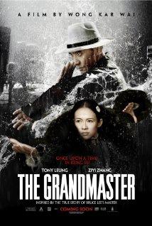 The Grandmaster Blu-ray
