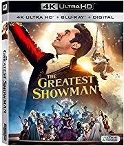 The Greatest Showmnan(Blu-ray + DVD + Digital HD)