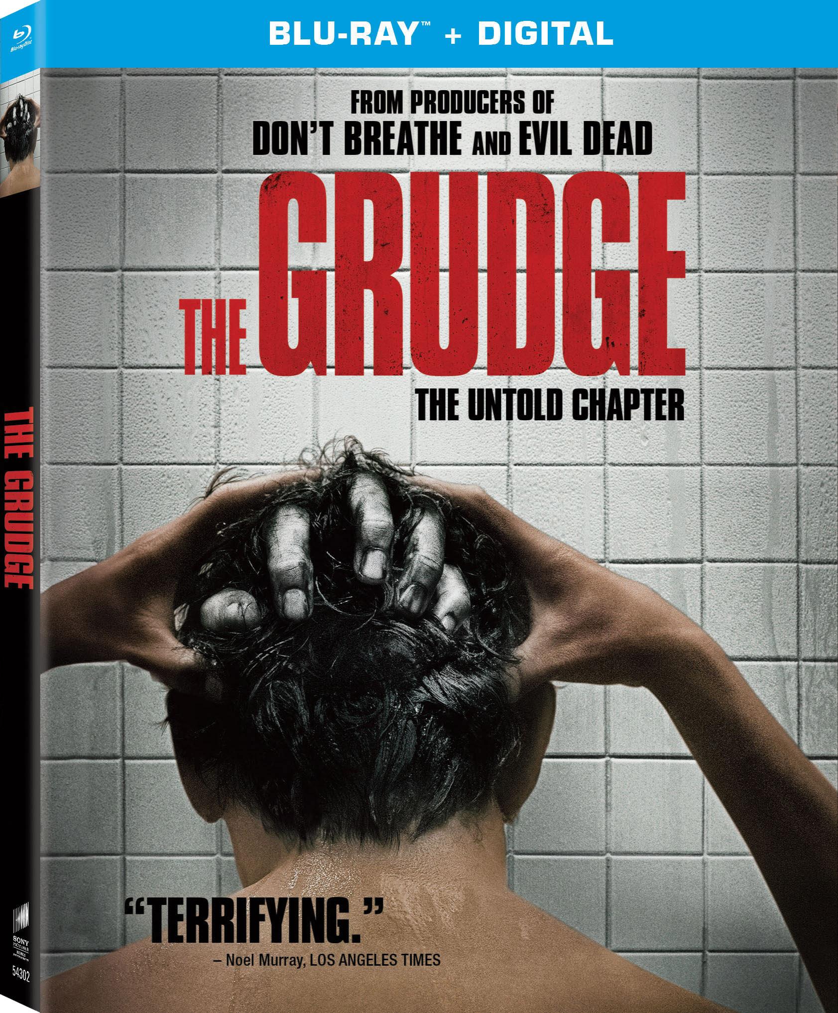 THE GRUDGE Blu-ray