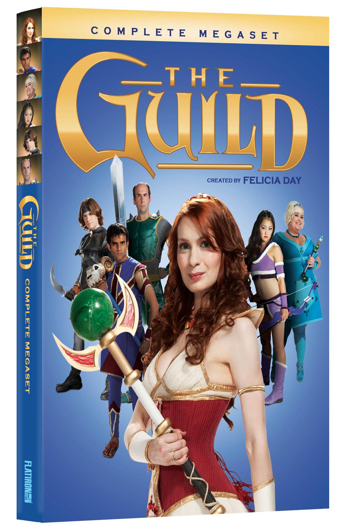 The Guild Complete Megaset DVD Review